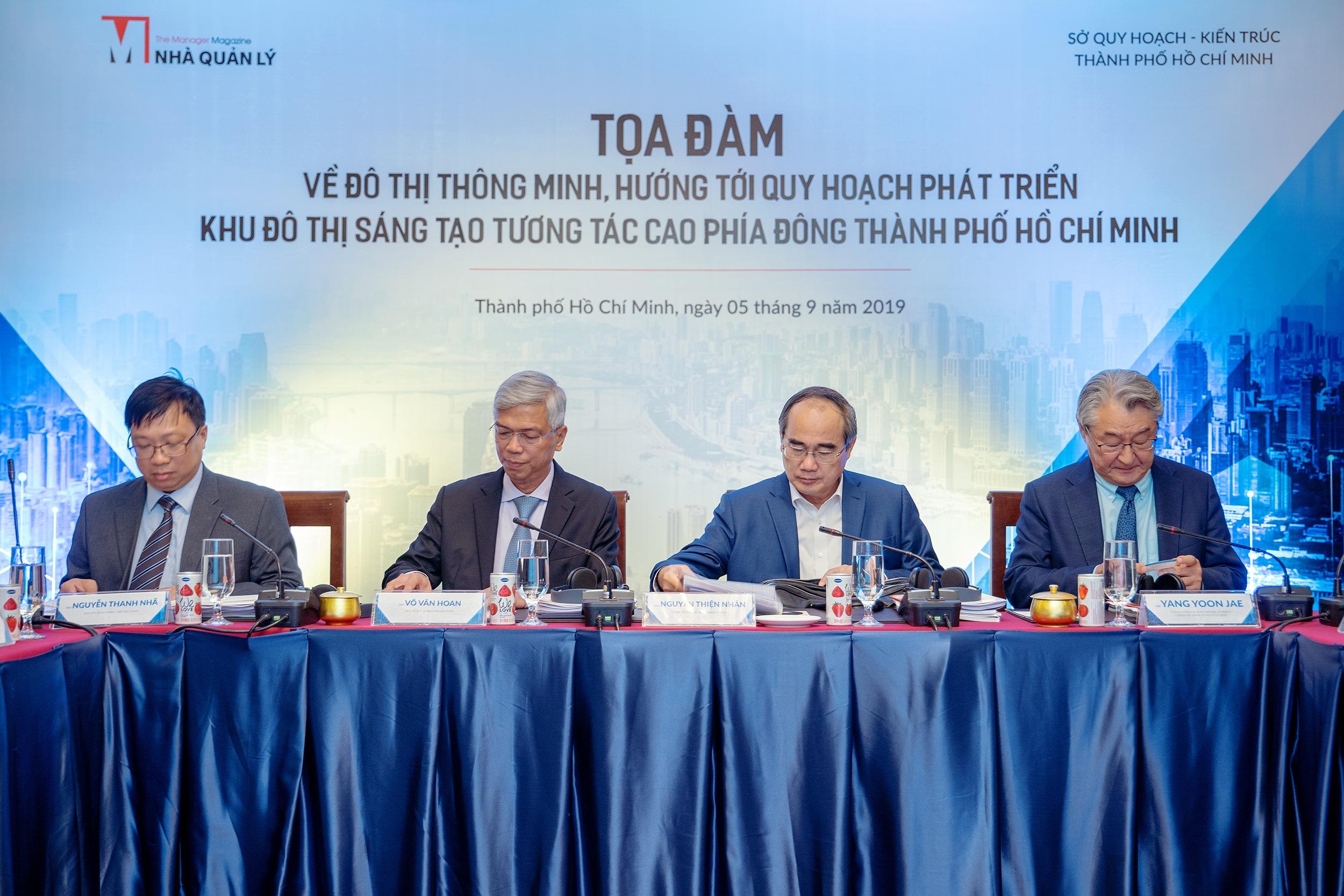 TP.HCM xây dựng khu đô thị sáng tạo phía Đông