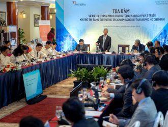 TP.HCM tham vấn kinh nghiệm thành công trong xây dựng đô thị thông minh
